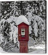 Firebox 6334 Acrylic Print