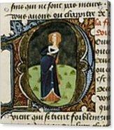Firenze, Aldebrando Da 14th Century Acrylic Print
