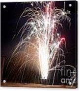 Fireworks 9 Acrylic Print