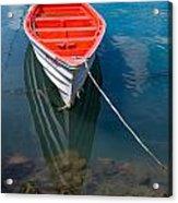 Fisherman's Boat Acrylic Print