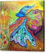 Fishstiqueart 2010 Acrylic Print by Elmer Baez