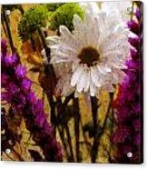 Floral Art IIi Acrylic Print