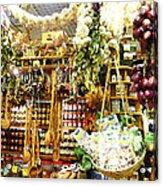 Florence Market Acrylic Print