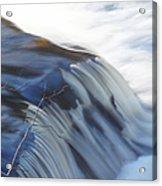 Flowing Waters Acrylic Print