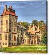 Fonthill Castle Acrylic Print