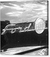Ford F100 Acrylic Print