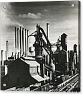 Ford's River Rouge Plant Acrylic Print