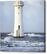 Fort Perch Lighthouse Acrylic Print
