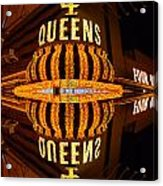Four Queens 2 Acrylic Print