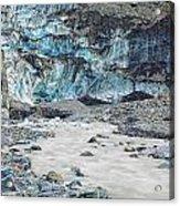 Fox Glacier Acrylic Print
