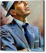 Frank Sinatra  Acrylic Print