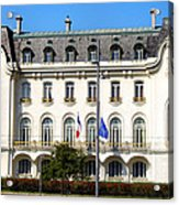 French Embassy In Vienna Acrylic Print