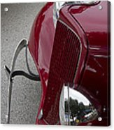 Front End Acrylic Print