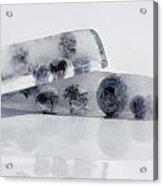 Frosty Fruit Acrylic Print