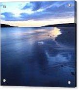 Gairloch Big Sand Beach Scotland Acrylic Print