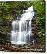 Ganoga Falls Acrylic Print