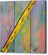 Gateway To Z Universe Acrylic Print