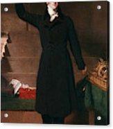 George Canning (1770-1827) Acrylic Print