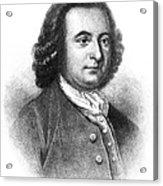 George Mason (1725-1792) Acrylic Print