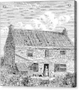 George Stephenson (1781-1848) Acrylic Print