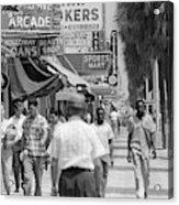 Georgia Albany, 1962 Acrylic Print