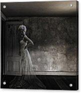 Ghost Bride Acrylic Print by Diane Diederich