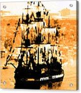 Ghosts Of Gasparilla Acrylic Print