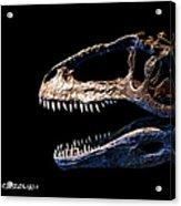 Giganotosaurus Skull 3 Acrylic Print