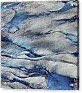 Glacial Ice Acrylic Print