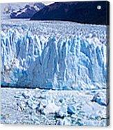 Glacier, Moreno Glacier, Argentine Acrylic Print