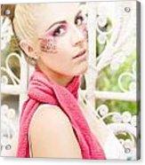 Glamour Acrylic Print