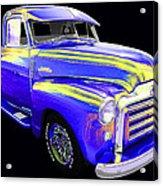 GMC Acrylic Print