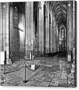 Gothic Church Acrylic Print