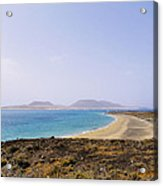 Graciosa Island Acrylic Print