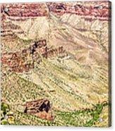 Grand Canyon National Park South Rim Acrylic Print