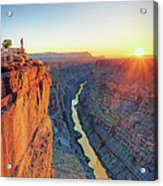 Grand Canyon, Toroweap Lookout Acrylic Print