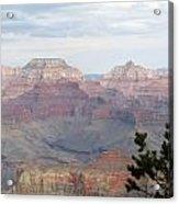 Grand Canyon View Acrylic Print
