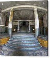 Grand Entrance Acrylic Print