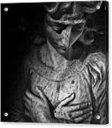 Grief Acrylic Print