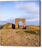 Grosnez Castle - Jersey Acrylic Print