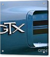Gtx  Acrylic Print
