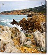 Guincho Cliffs Acrylic Print