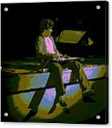 Hagar In Spokane 1977 Acrylic Print