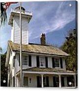 Haig Point Lighthouse Acrylic Print