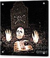 Halloween Spooks Acrylic Print