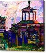 Hamilton Ohio City Art 15 Acrylic Print