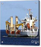 Han Xin Ship Acrylic Print