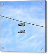 Hanging On The Sky Acrylic Print