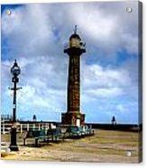 Harbour Light Whitby Acrylic Print