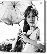 Harper, Julie Harris, 1966 Acrylic Print